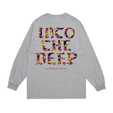 YELLOW PINK CAMO L/S PRE-ORDER 12월 9일 발송