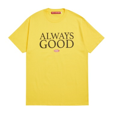 ALWAYS GOOD YELLOW